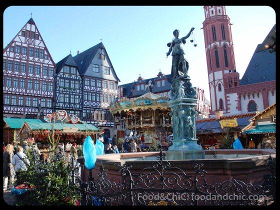 Alemania Franfurt