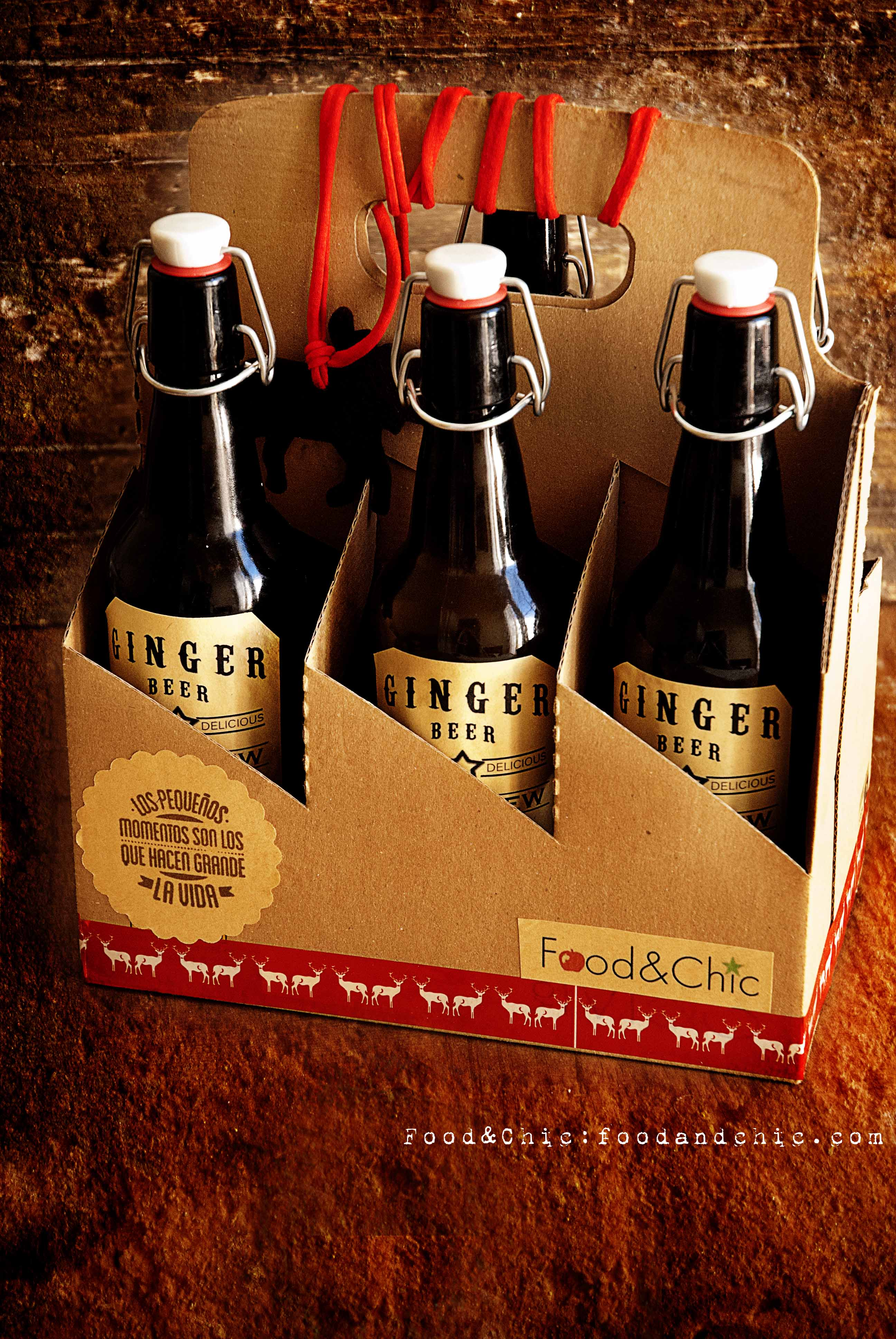 Bebidas con Ginger Ale - Bebidas y Cocteles
