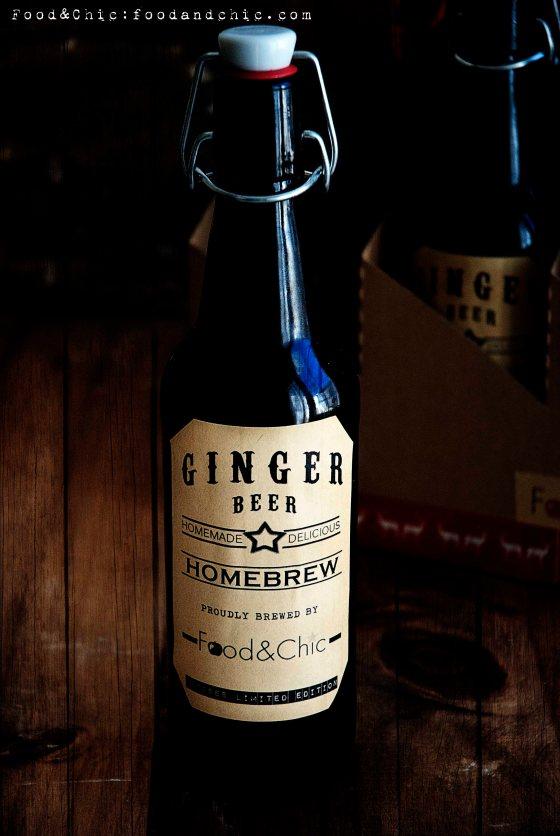 GingerBeer F&C